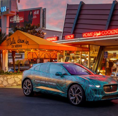"""Har Jaguar lavet en """"pretotype"""" elbil?"""