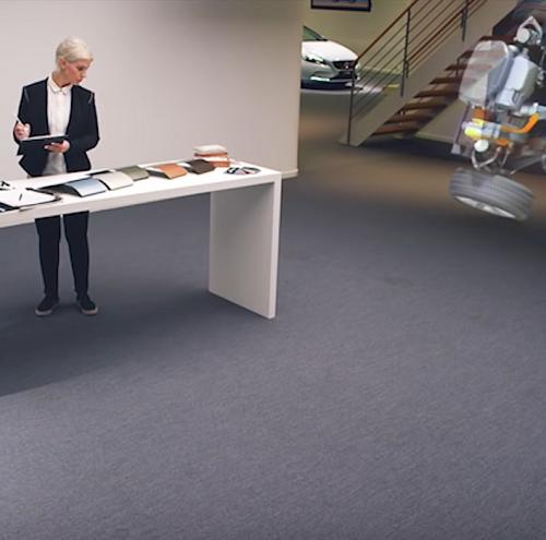 Et kig ind i fremtidens virtuelle showroom
