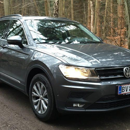 Test: VW Tiguan
