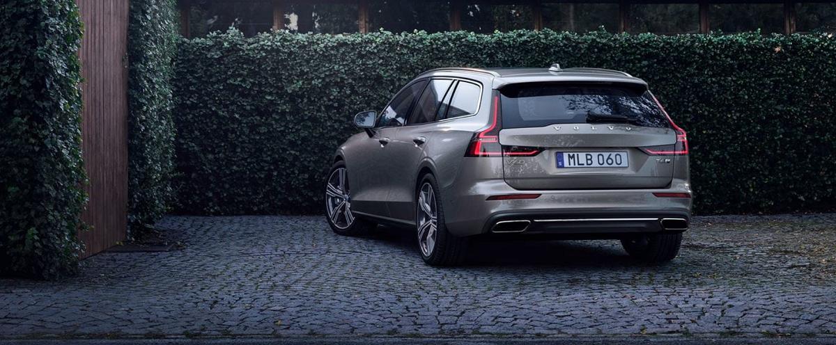 Ny Volvo V60 ligner et sikkert hit