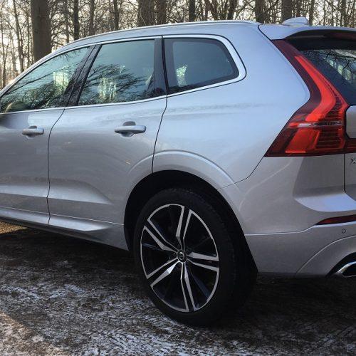 Test: Volvo XC60 D4 AWD