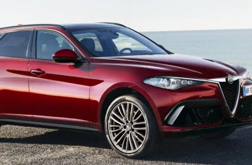 Ny stor luksus SUV fra Alfa Romeo