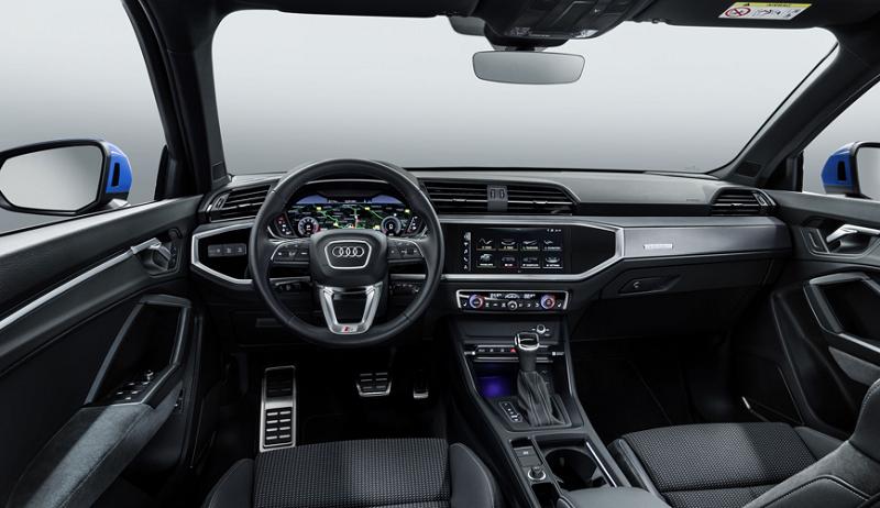 Ny Audi Q3