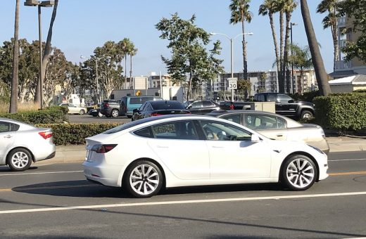 Livet med biler i Californien