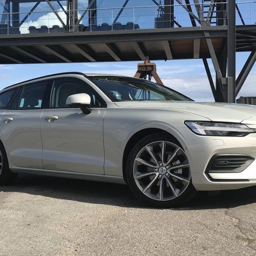 Test: Volvo V60 D4 Momentum