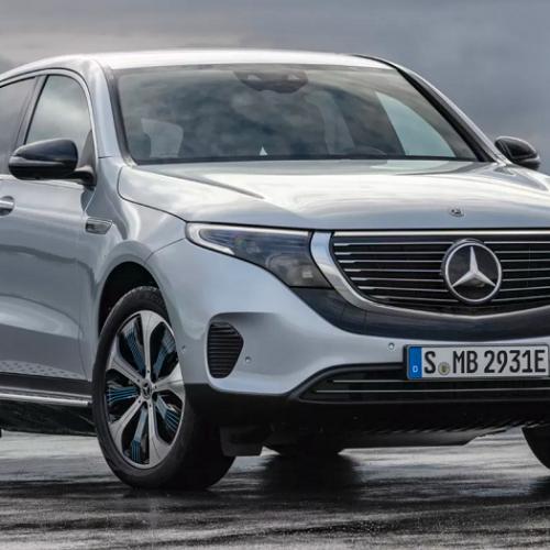 Ny Mercedes EQC skærper konkurrencen blandt eldrevne luksusbiler