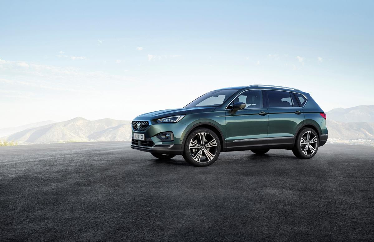 Ny Seat Tarraco – 10 facts om den store SUV