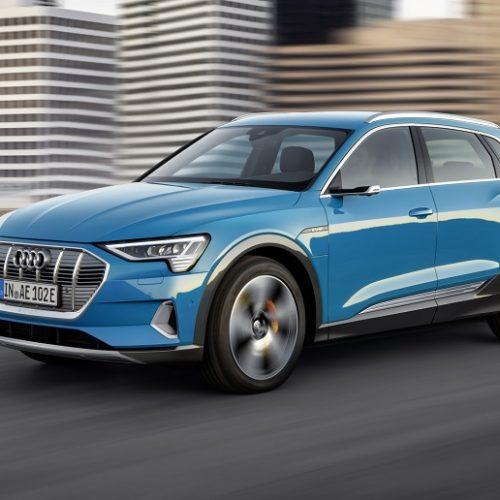 Ny Audi e-tron – ikke først men bedst