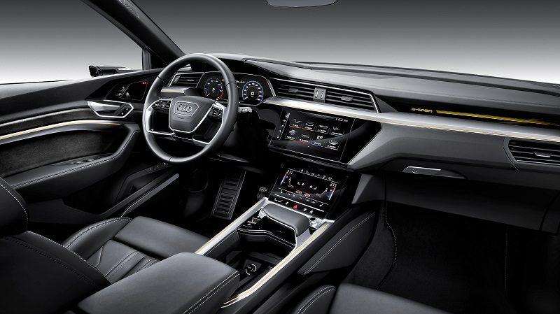 Ny Audi e-tron