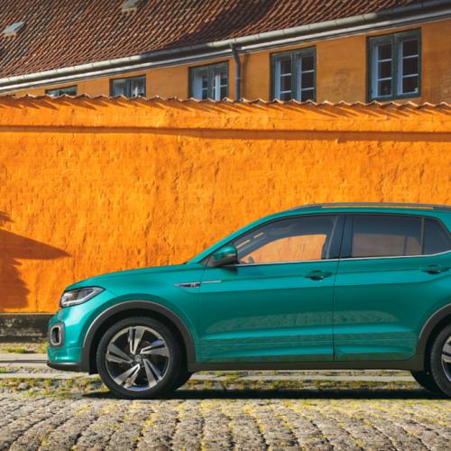 Ny VW T-Cross: En kompakt SUV til det urbane publikum