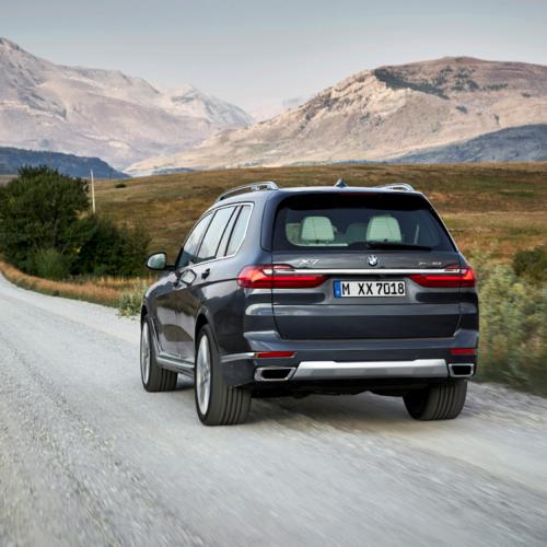 BMW X7: Gigantisk ny SUV