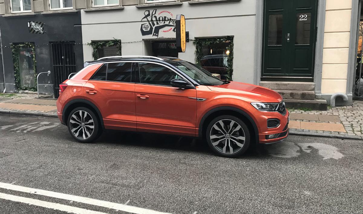 Test: VW T-Roc Sport