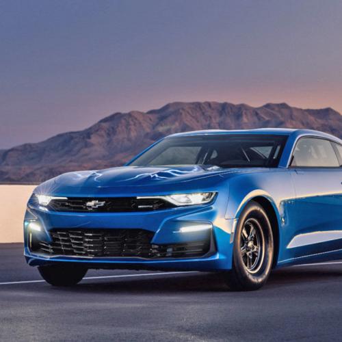 Chevrolet laver elversion af Copo Camaro