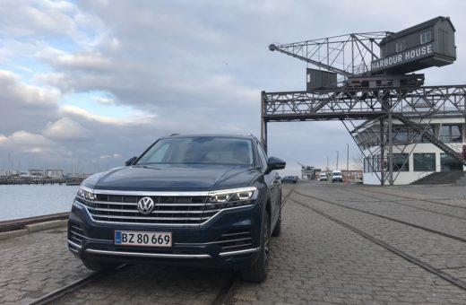Test: Volkswagen Touareg 3.0 TDI Elegance