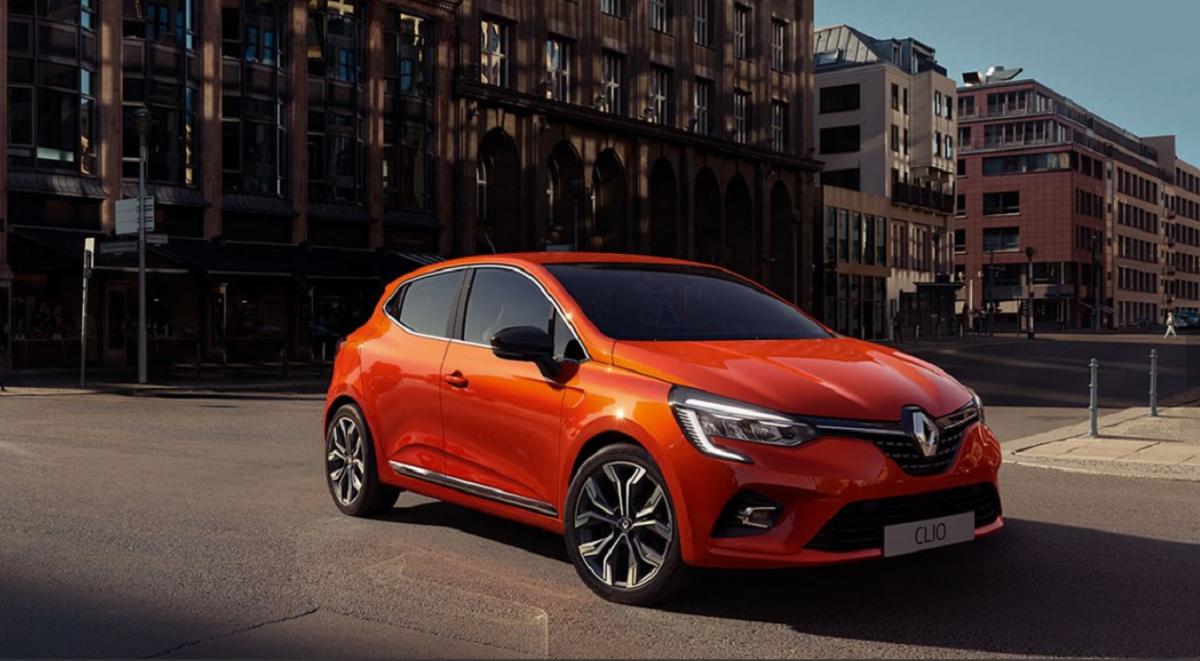 Ny Renault Clio bliver en mini Mégane