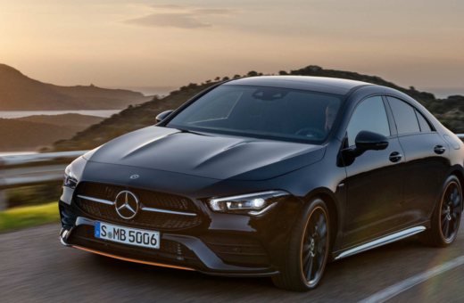 Alle facts om den nye Mercedes-Benz CLA