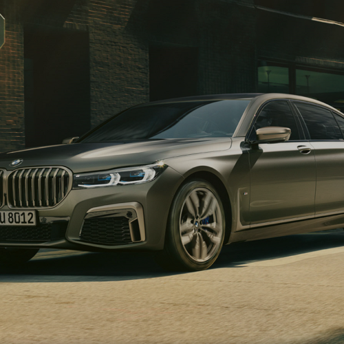Nyhed: BMW 7-serie