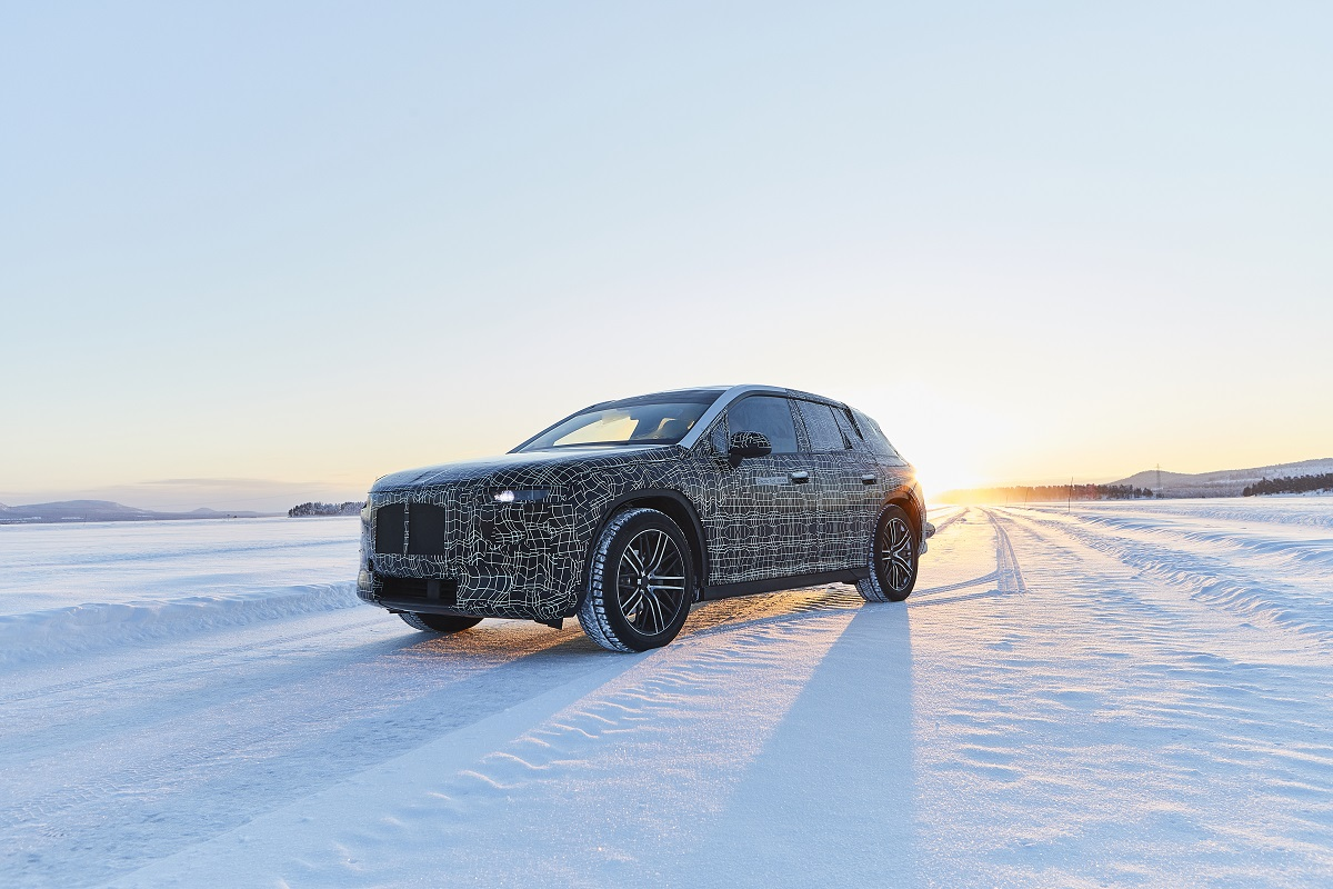 BMW iNEXT kommer i 2021