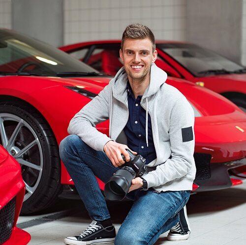 We shoot cars Marc Østergaard