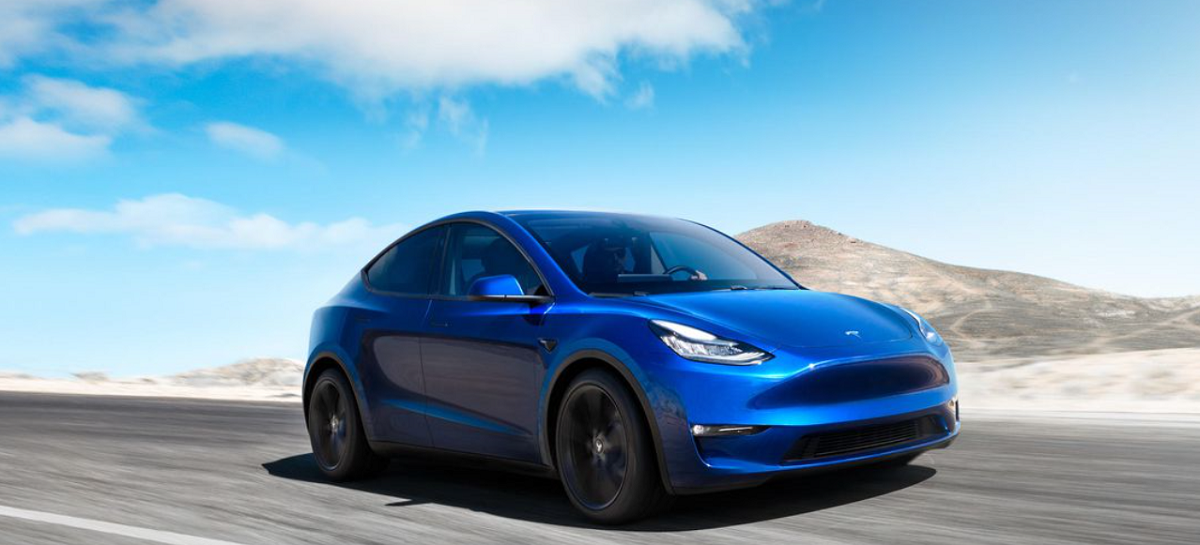 Video: Ny Tesla Model Y