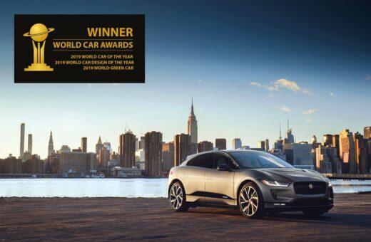 Jaguar I-PACE er World Car of the Year