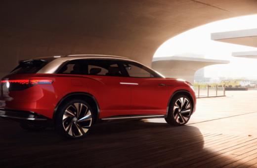 Fremtidens VW Touareg som elbil?