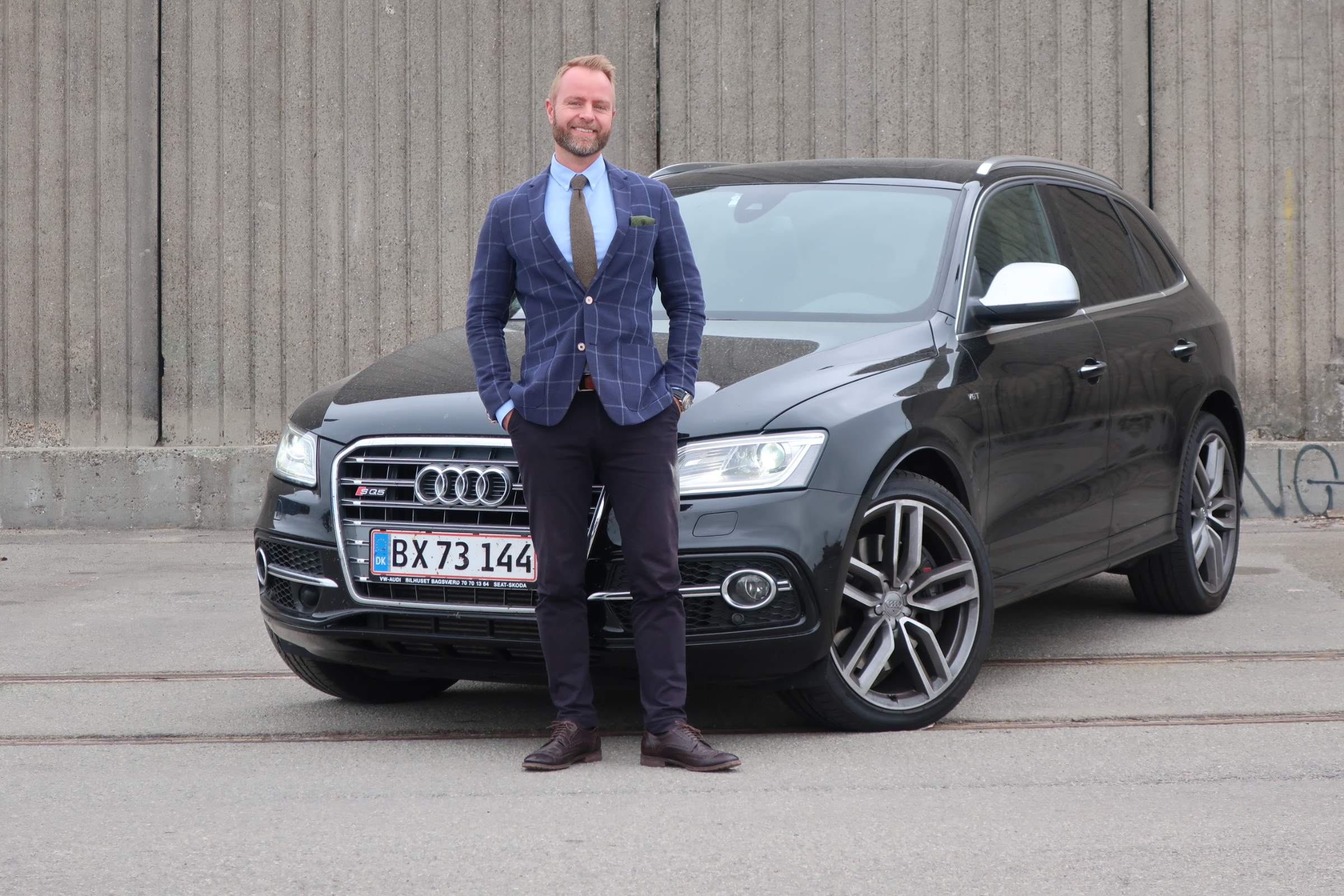 Mød ugens profil Jesper Bergstrøm