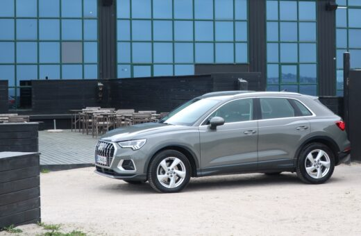 Test: Audi Q3 35 TFSI Advanced