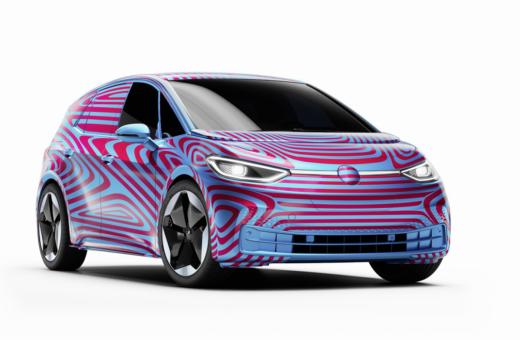 Det ved vi om den nye ID.3 elbil fra Volkswagen