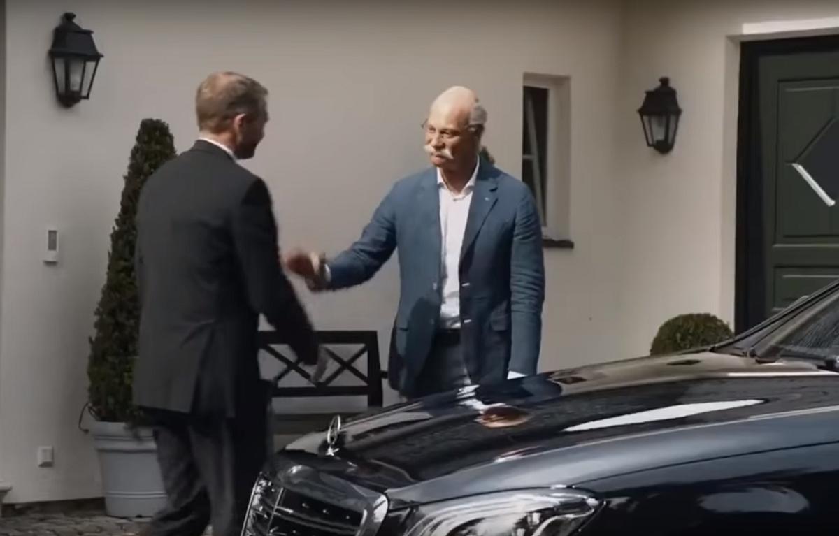 Genial reklamefilm fra BMW