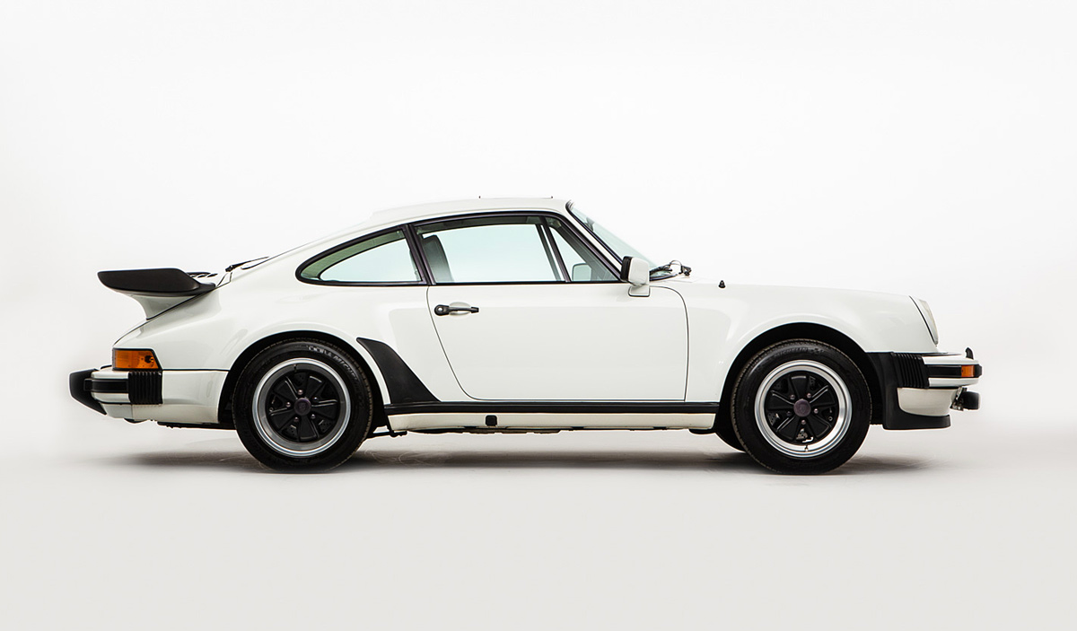 "Porsche 911 930 Turbo ""Whale Tail"""