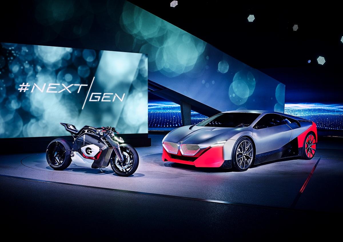 BMW skruer op for udviklingen af elbiler