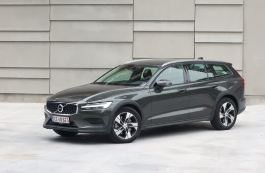 Test: Volvo V60 Cross Country D4