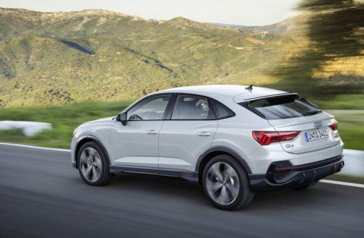 Nyhed: Audi Q3 Sportback