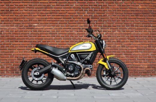 Test: Ducati Scrambler Icon