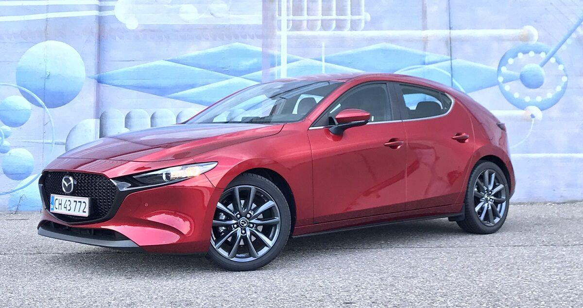 Test Mazda 3 Skyactiv-G 2.0 Cosmo