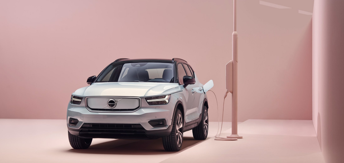 Nyhed: Elektrisk Volvo XC 40 Recharge