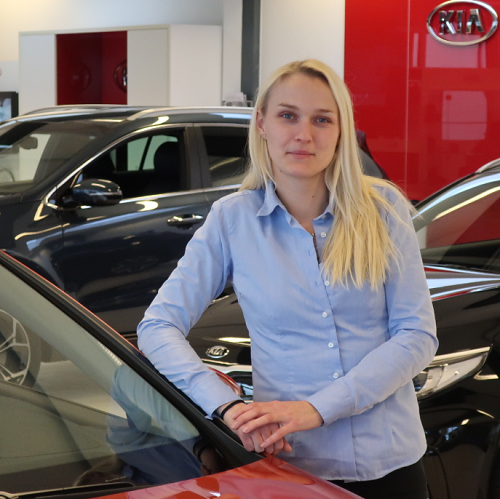 Christina Bekker Michelsen