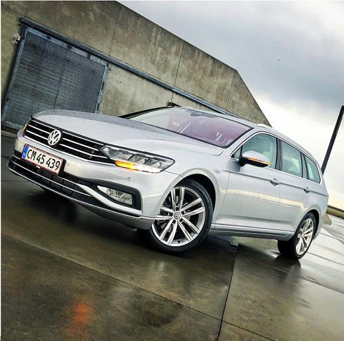 Ny VW Passat