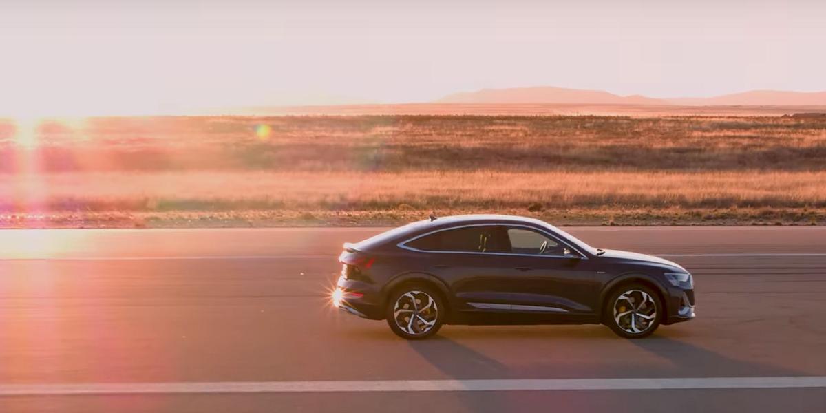 Nyhed: Audi e-tron Sportback